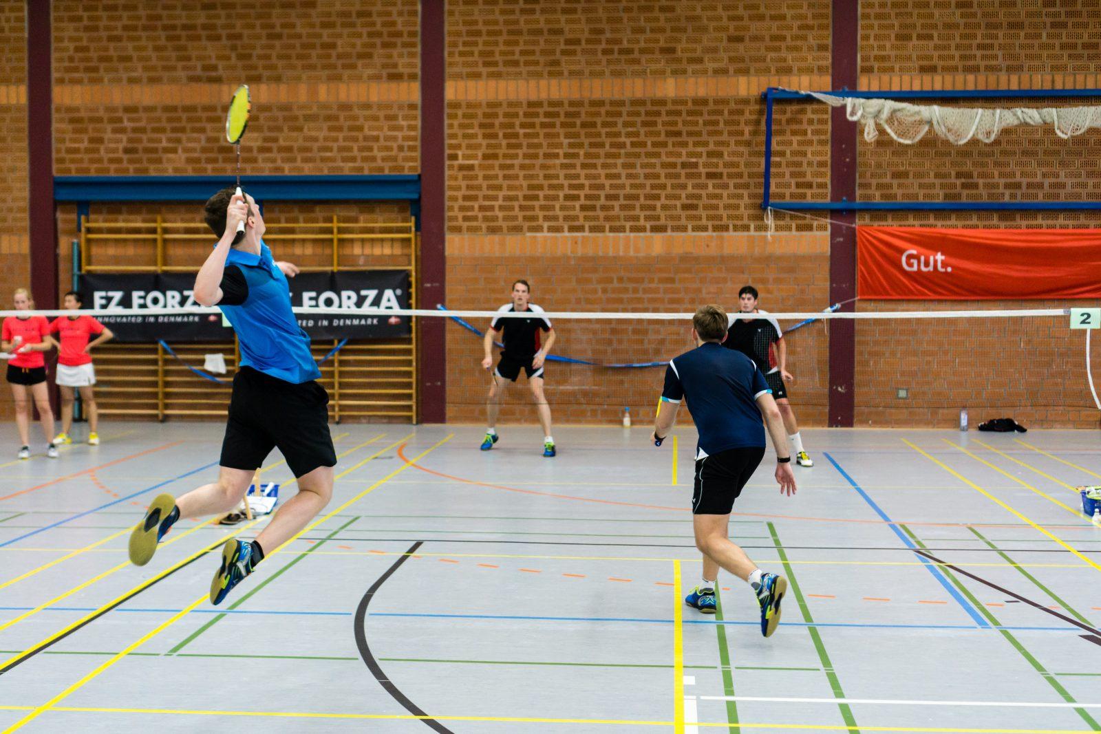 Badminton Darmstadt